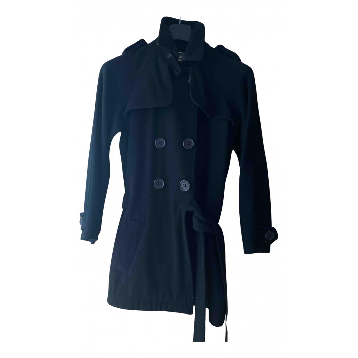 Sonia By Sonia Rykiel - Manteau   pour femme en laine - noir