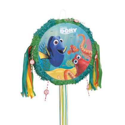 Finding Dory 1 Drum Pull Pop-Out Piñata Pour la fête d'anniversaire