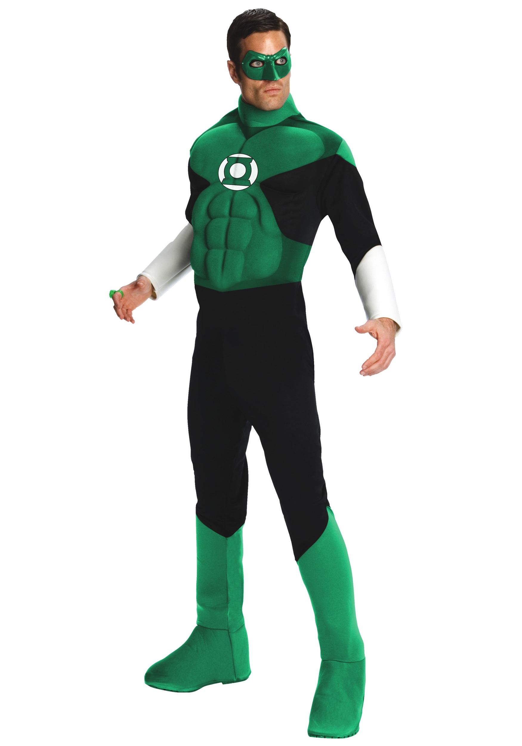 Green Lantern Deluxe Costume
