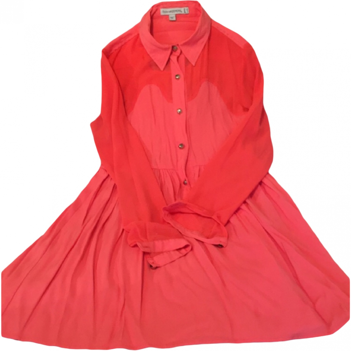 Finders Keepers \N Pink dress for Women 8 UK
