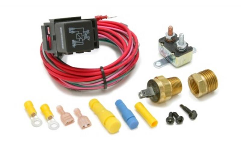 Painless Wiring 30115 Dual Activation Fan Relay (on 185; off 175)