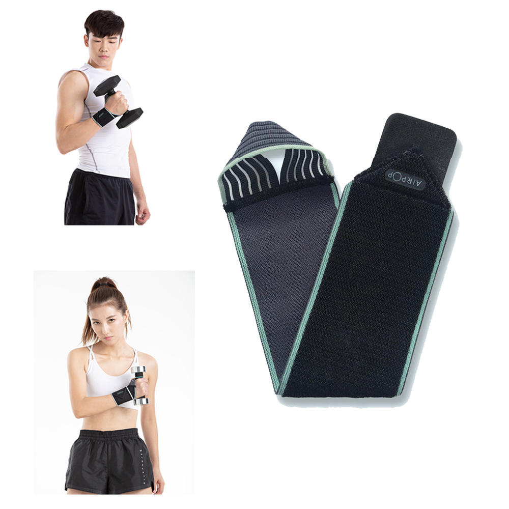 AIRPOP Sport Bracers Soft Comfortable Stable Wrist Support WristbandFitness Protective Gear From Xiaomi Youpin