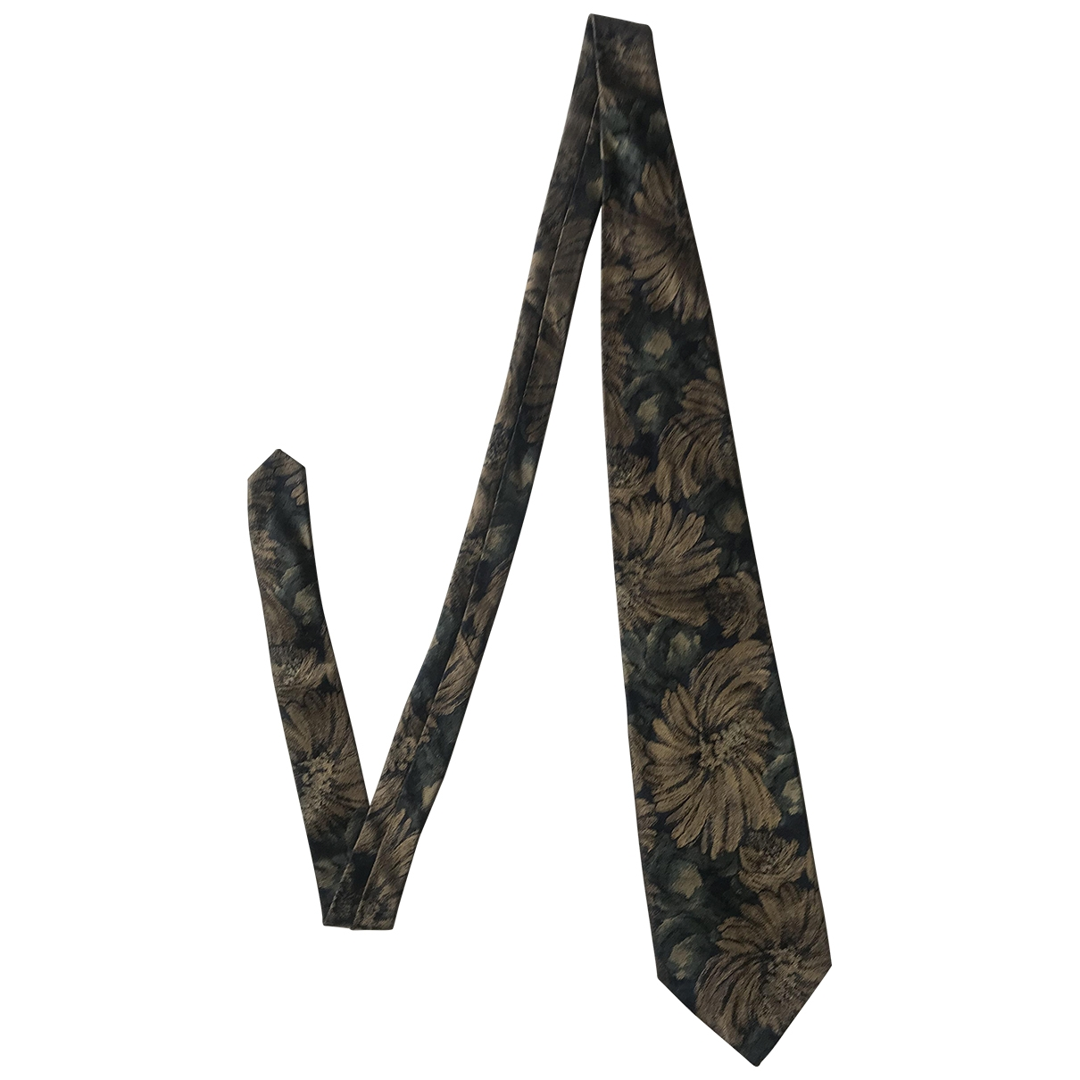 Corbata de Cachemira Moschino