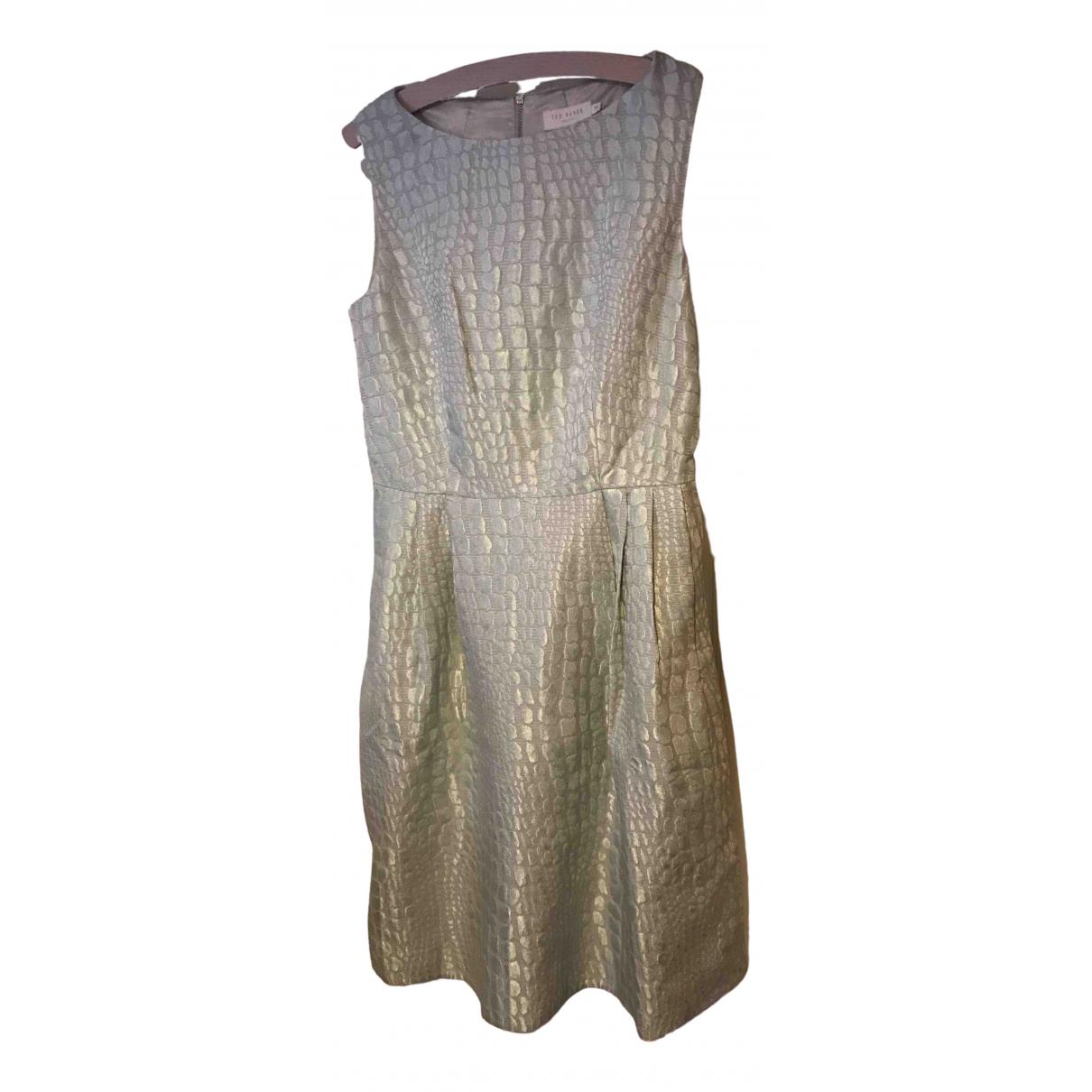 Ted Baker \N Kleid in Polyester