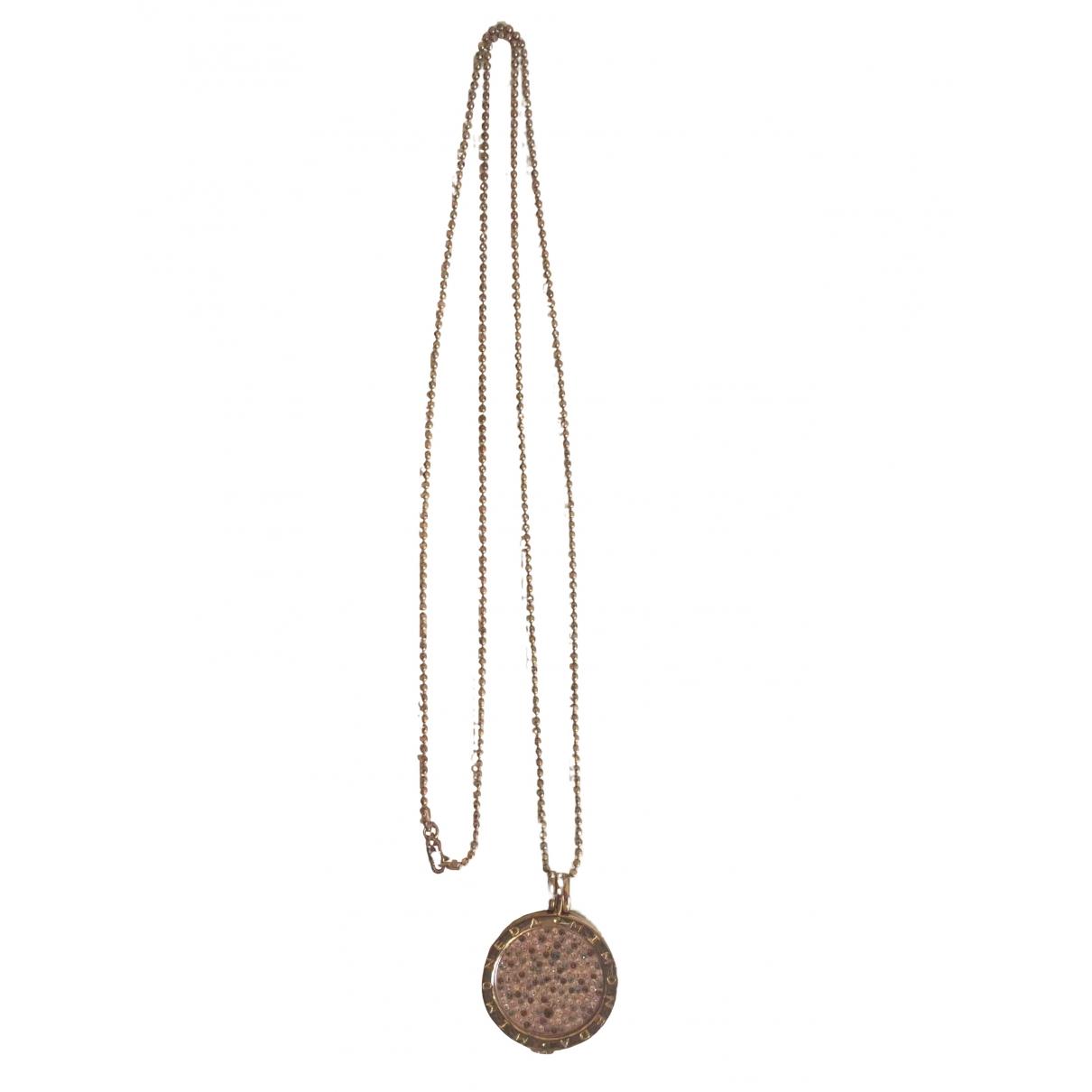 Mi Moneda - Collier   pour femme en plaque argent - argente