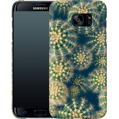 Samsung Galaxy S7 Edge Smartphone Huelle - Kingwood Cactus von Joy StClaire