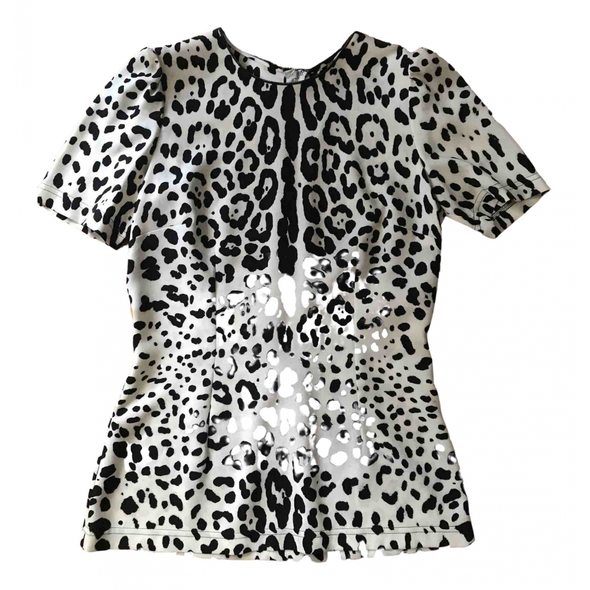 Dolce & Gabbana N Silk  top for Women 42 IT