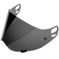 Arai XD-3 Dark Smoke Shield Visor with Tear-Off Posts