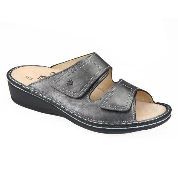 Finn Comfort Jamaica Volcano Leather Soft Footbed 40