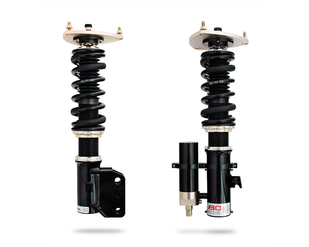 BC Racing J-29-BR BR Type Coilovers Mercedes-Benz E55 AMG W210 Sedan 00-02