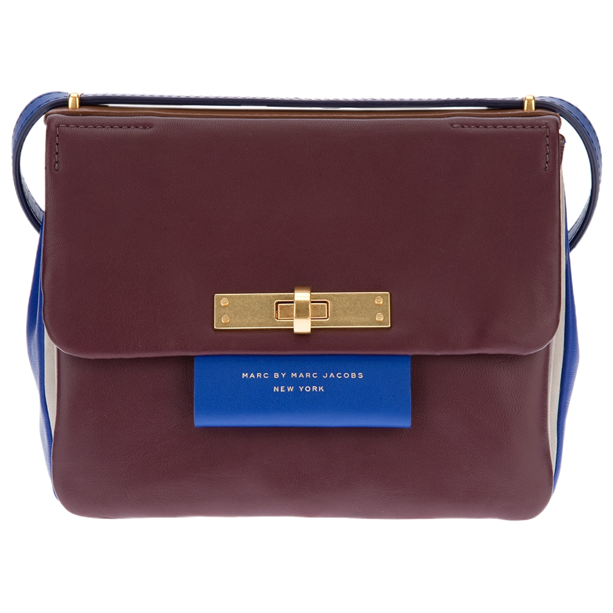 Marc By Marc Jacobs \N Burgundy Leather handbag for Women \N