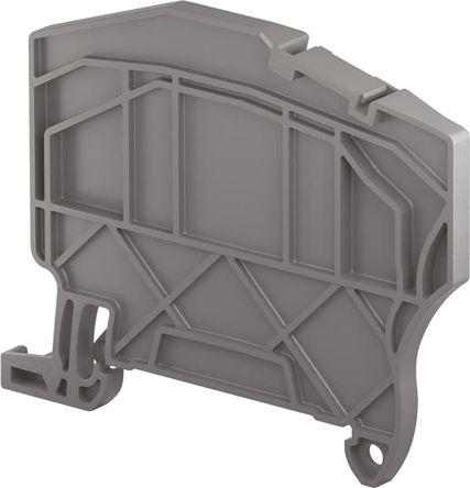 Entrelec , CS Circuit Separator for 16 mm² 4 AWG Feed Through Terminal Blocks (10)