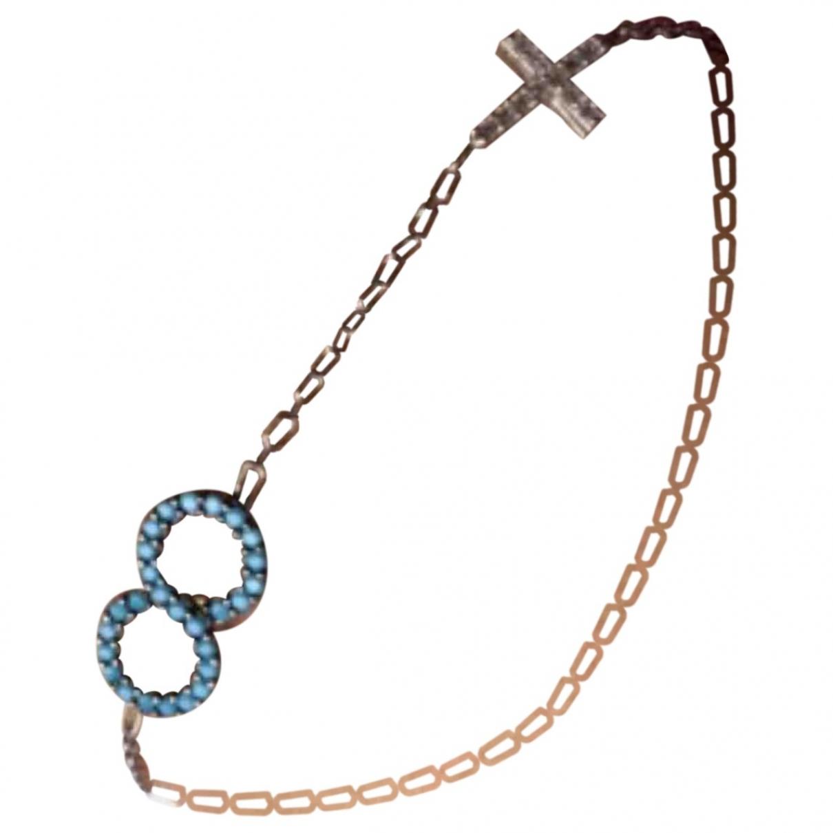 - Bracelet Motifs Religieux pour femme en argent - argente