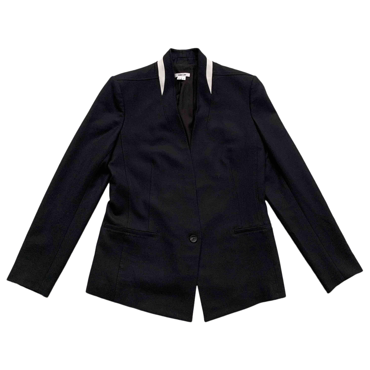 Helmut Lang N Black jacket for Women 10 US