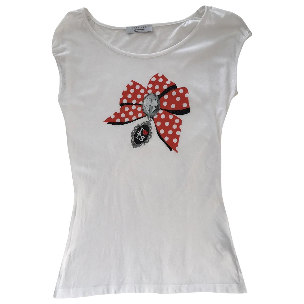Twin Set \N White Cotton Knitwear for Women S International
