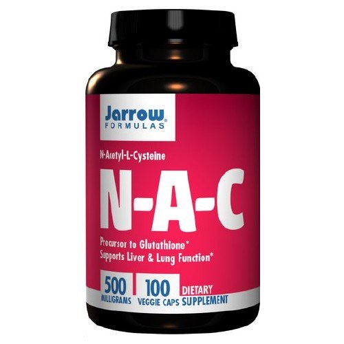 NAC 100 Caps by Jarrow Formulas