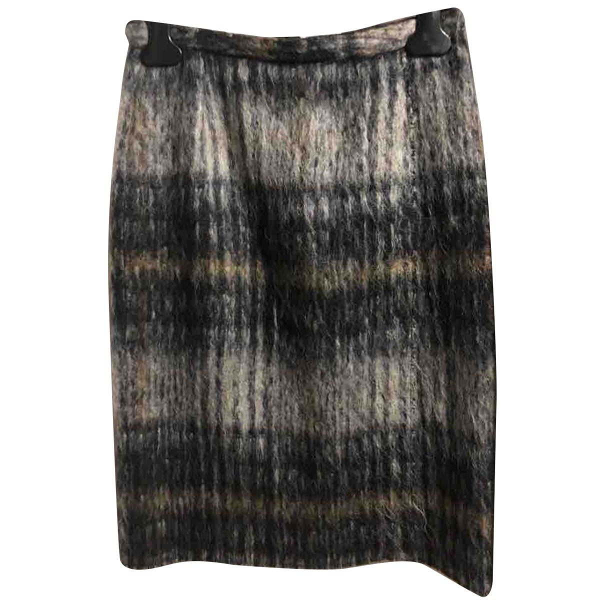 Dolce & Gabbana \N Multicolour Wool skirt for Women 38 IT