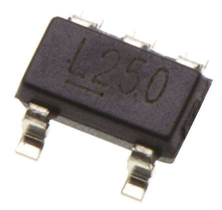 Microchip MIC5235-5.0YM5-TR, LDO Regulator, 150mA, 5 V, ±2% 5-Pin, SOT-23 (10)