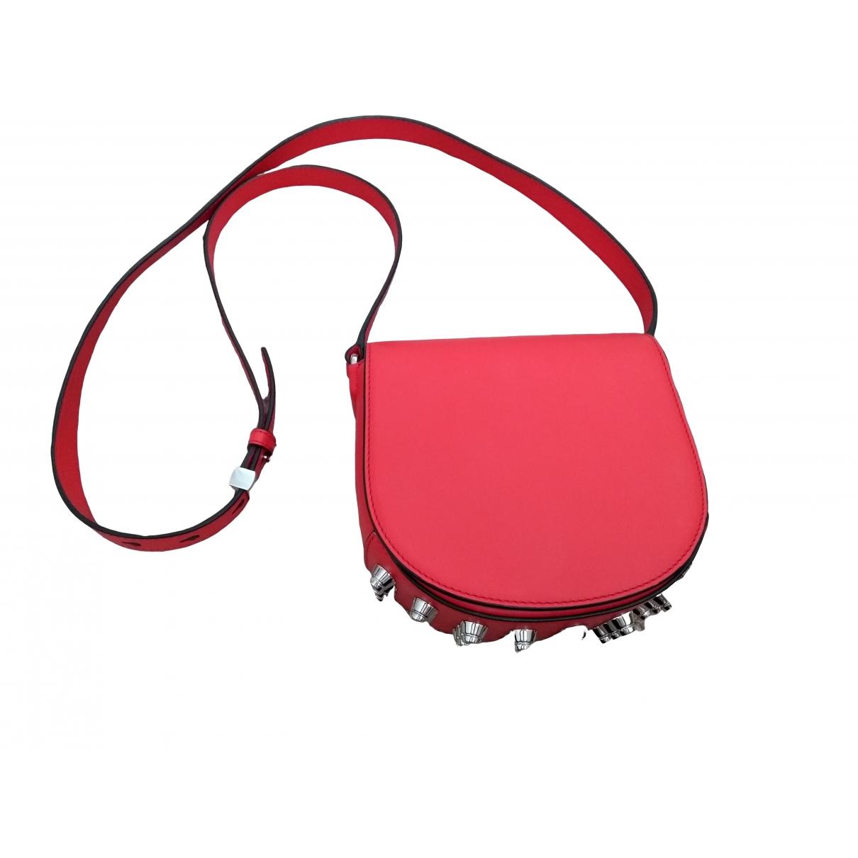 Alexander Wang Lia Red Leather handbag for Women \N