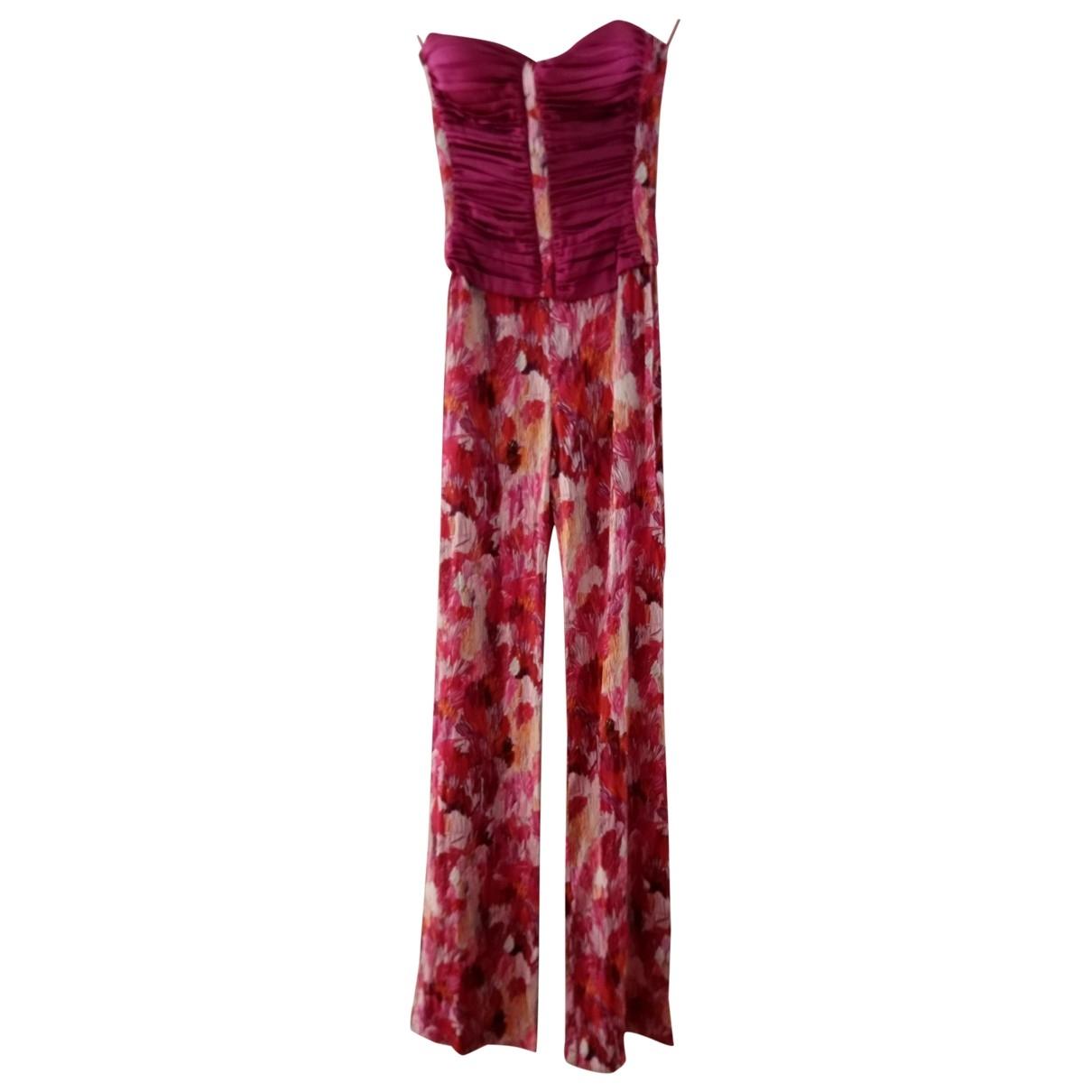 La Perla - Combinaison   pour femme en soie - rose