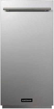 K015DOOR Stainless Steel 15 Door and Handle For Trash Compactor(Handle Located in the Packaging on the Bottom of the