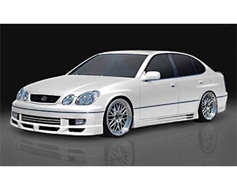 JP Type B Side Skirts Lexus GS Series 98-04
