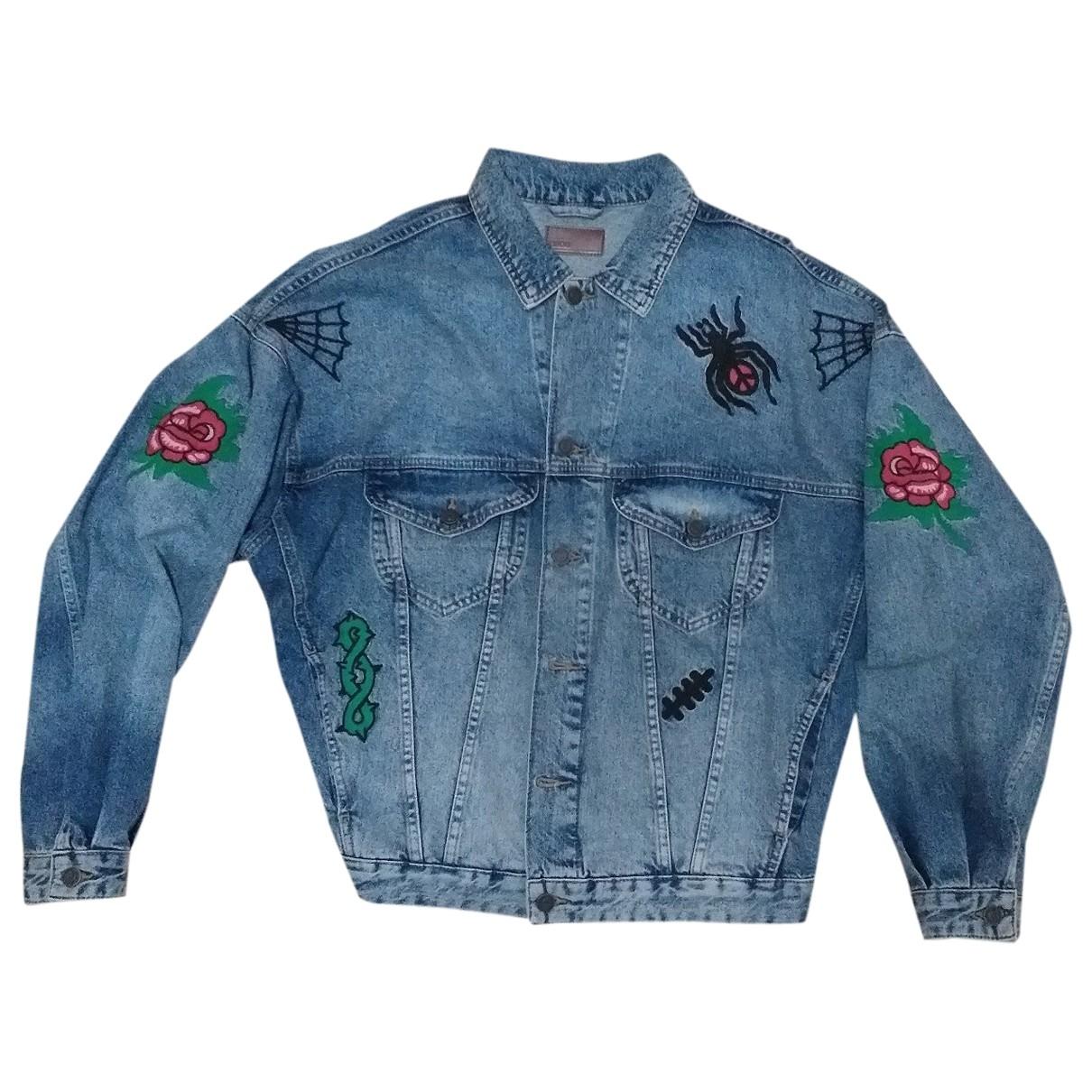 Asos \N Blue Cotton jacket for Women M International