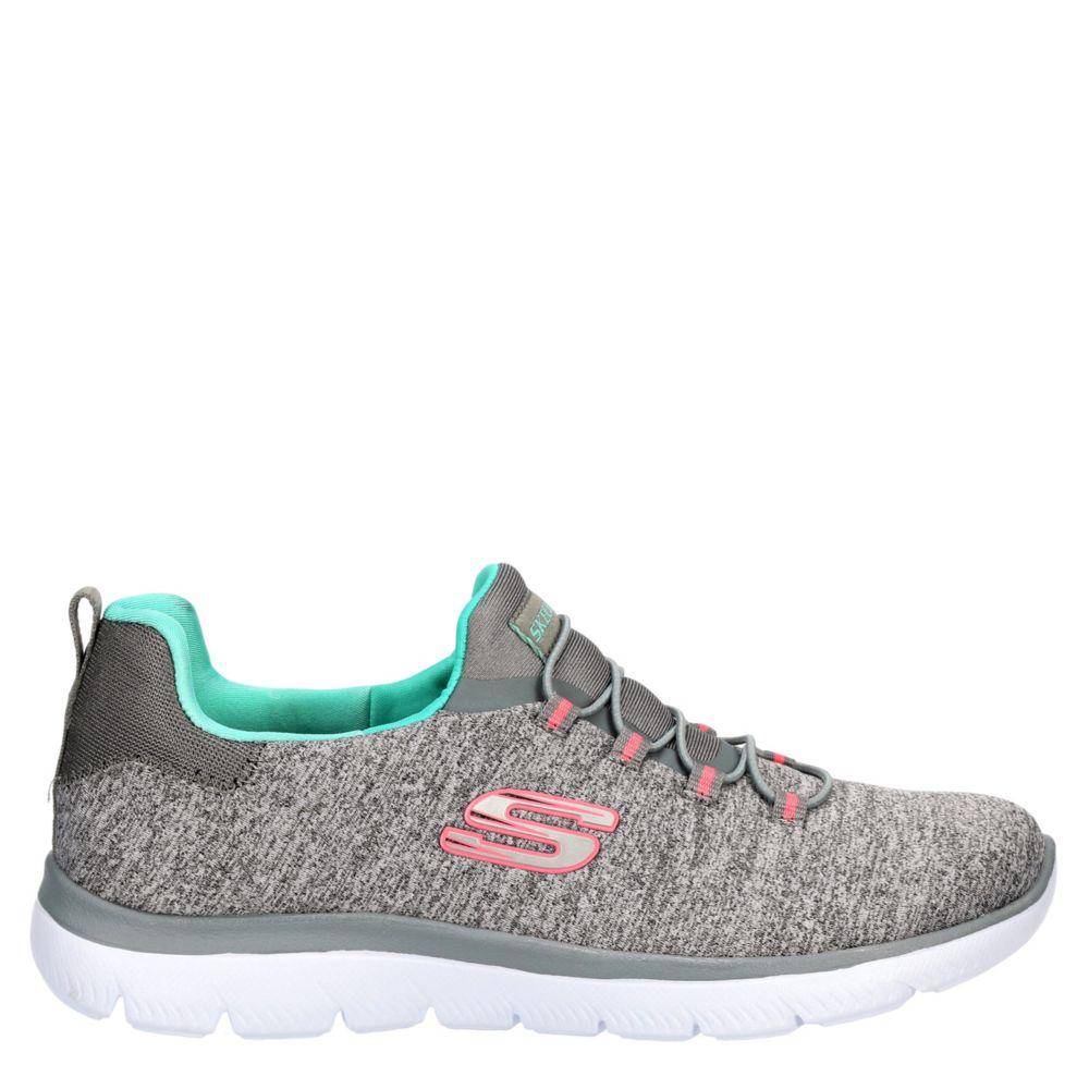 Skechers Womens Summits Quick Getaway Shoes Sneakers