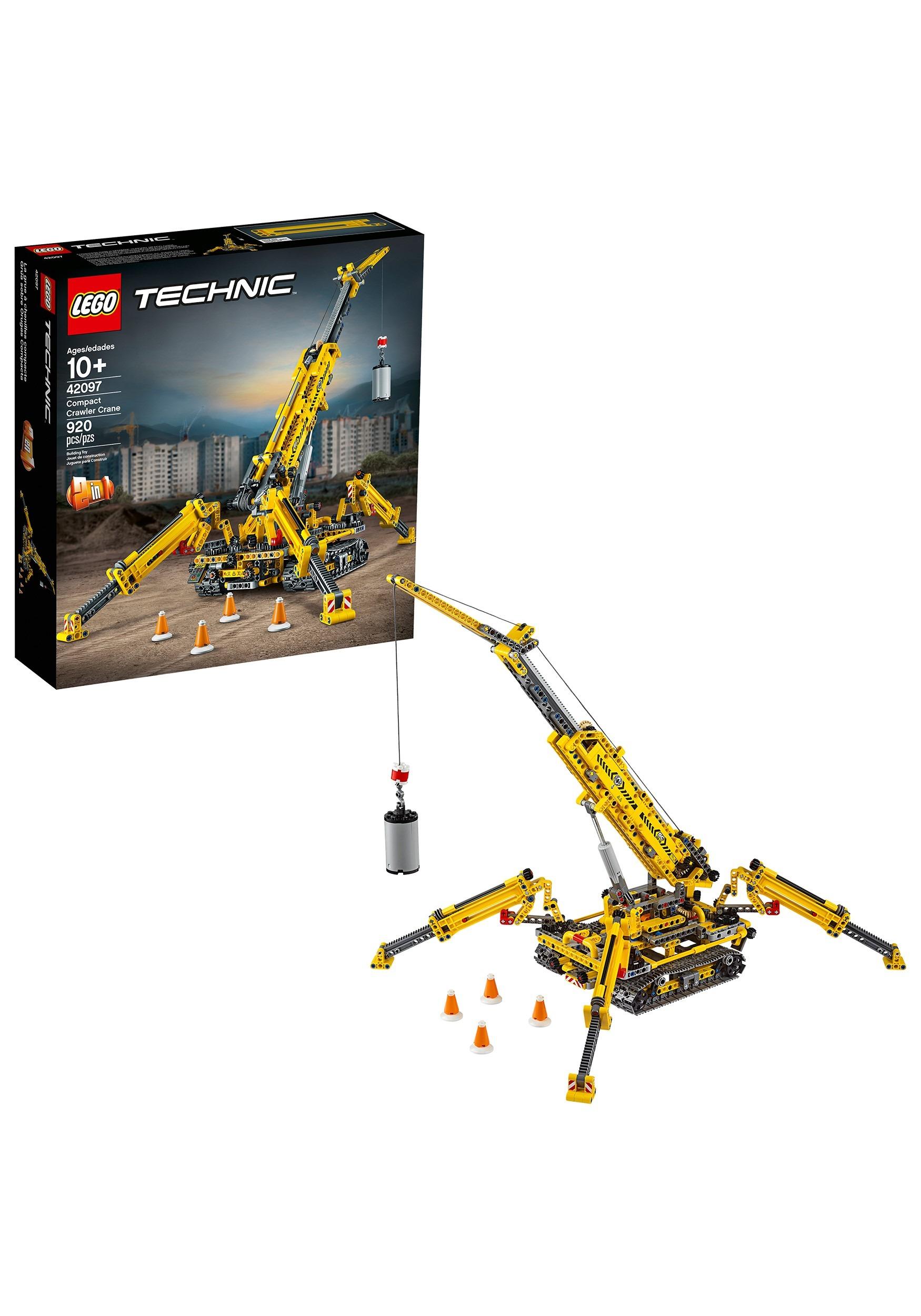 Technic LEGO Compact Crawler Crane