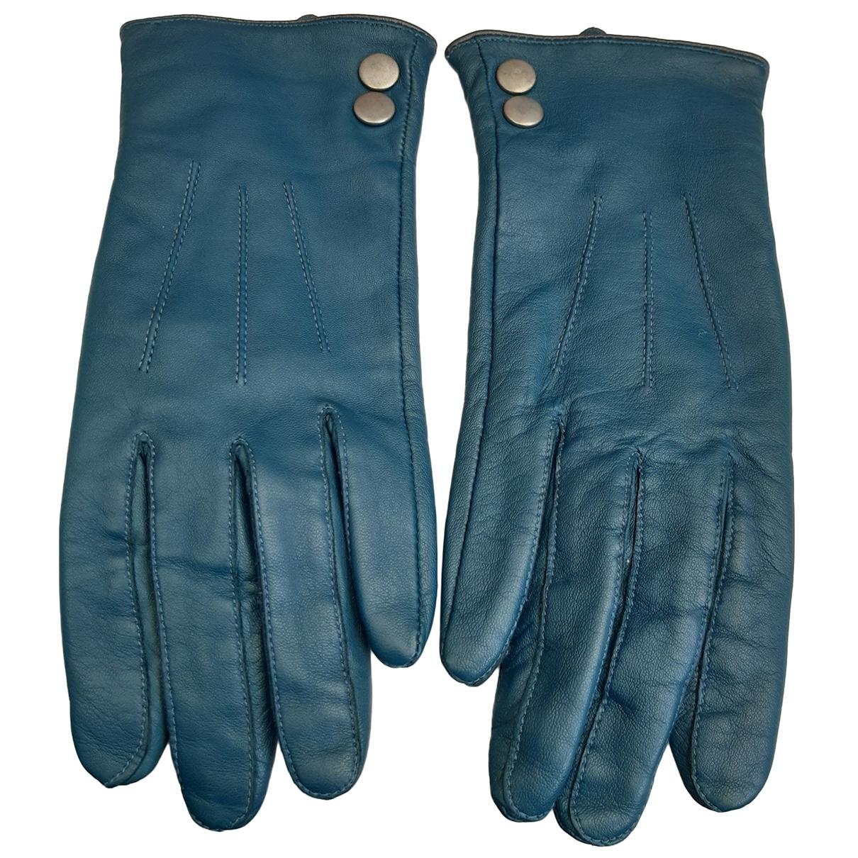 Tophop \N Handschuhe in Leder
