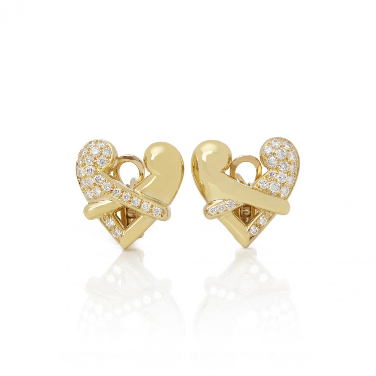 Boodles \N Yellow Yellow gold Earrings for Women \N