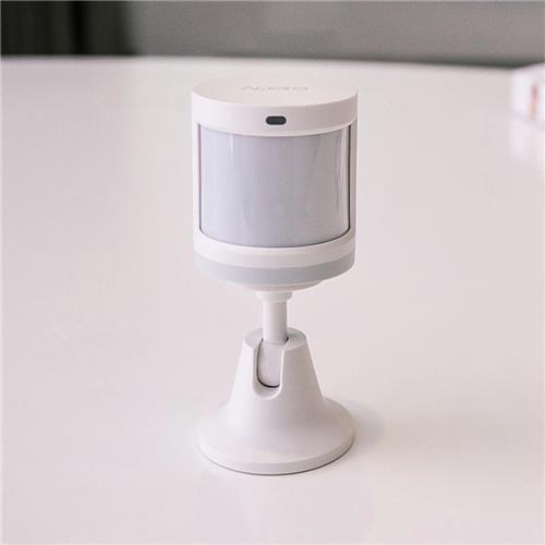Xiaomi Mijia Aqara Body Sensor ZigBee WiFi Wireless Connection Work for Xiaomi Smart Home -White