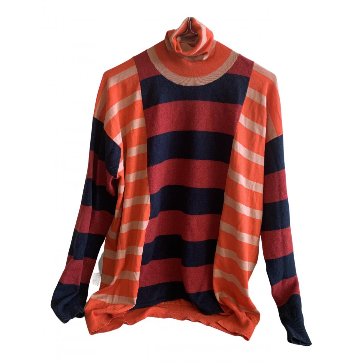 Stella Mccartney - Pull   pour femme en laine - multicolore
