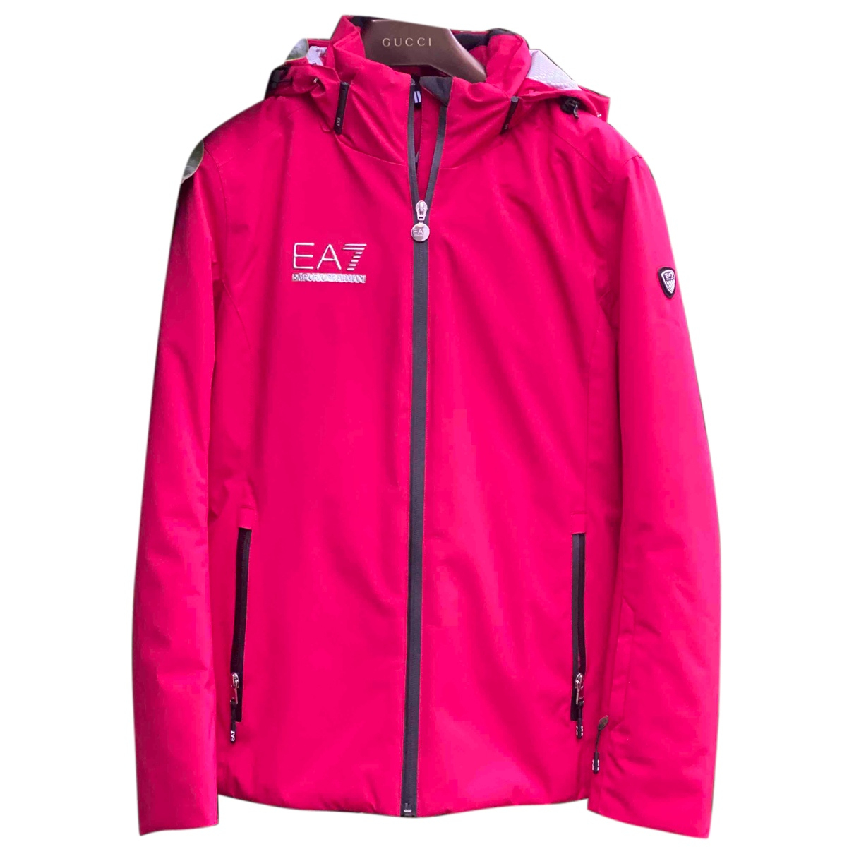 Emporio Armani N Pink jacket for Women L International
