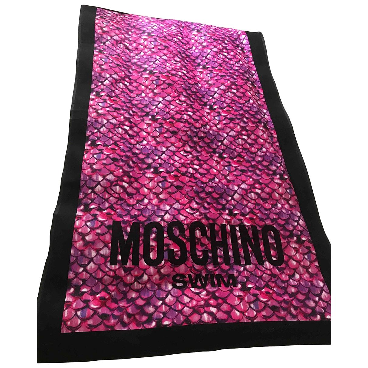 Moschino - Linge de maison   pour lifestyle en coton - multicolore