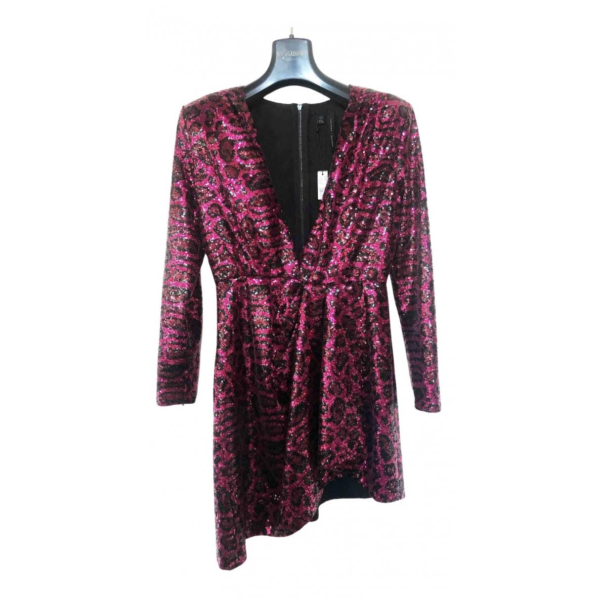Tophop \N Kleid in  Rosa Synthetik