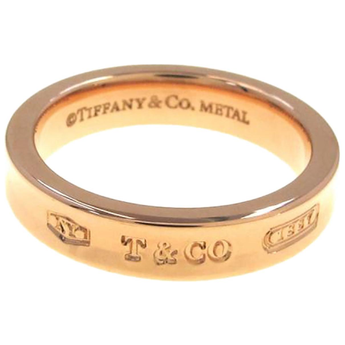 Tiffany & Co - Bague   pour femme en metal