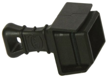 HARTING Han Push Pull Series Female Protective Cover, For Use With RJ45 Industrial Connector