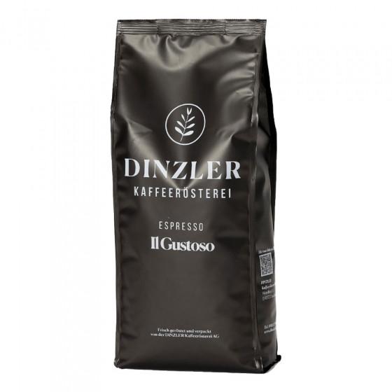 "Kaffeebohnen Dinzler Kaffeerosterei ""Espresso Il Gustoso"", 1 kg"