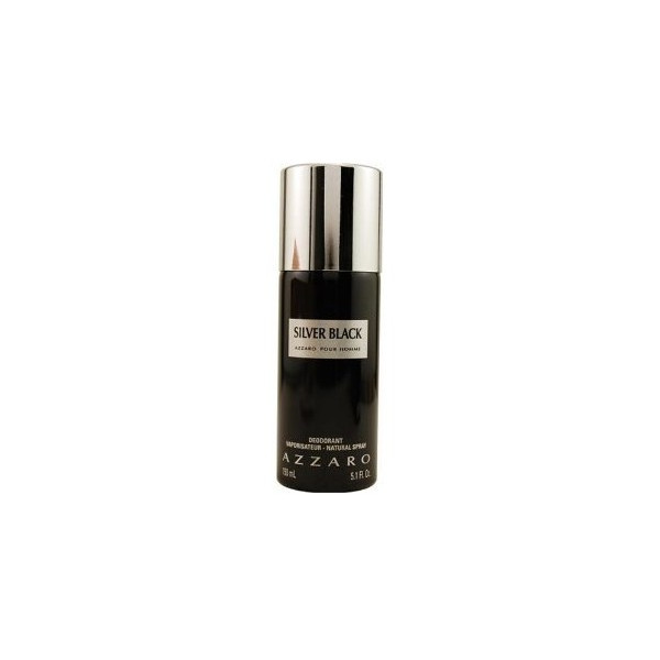 Silver Black - Loris Azzaro Deodorant Spray 150 ML