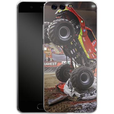 Huawei P10 Silikon Handyhuelle - Snake Bite 2 von Bigfoot 4x4