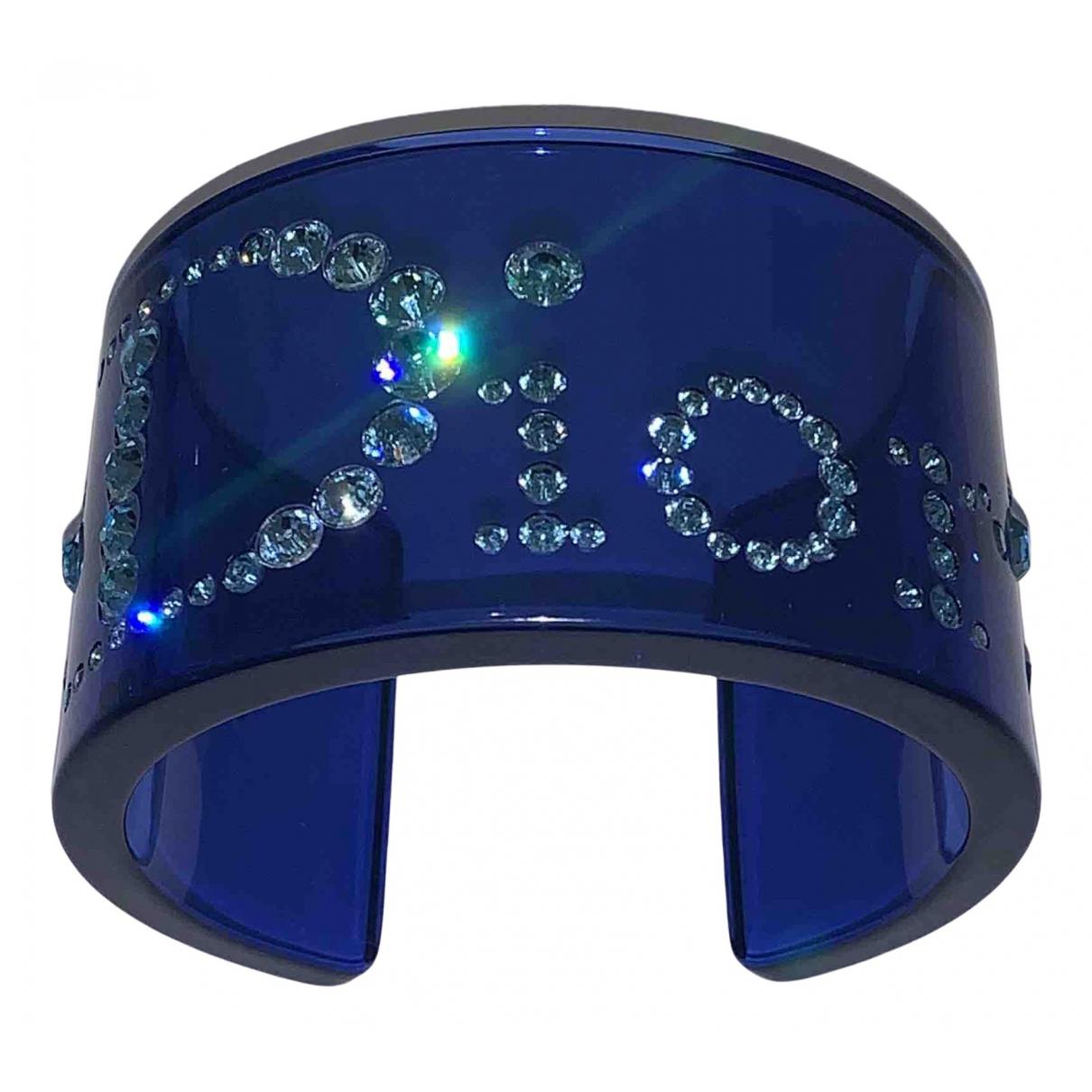 Dior Miss dior Armband in  Blau Kunststoff