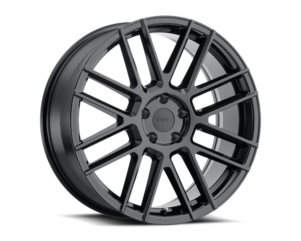 TSW Mosport Wheel 22x9 5x112 20mm Gloss Black