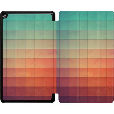 Amazon Fire HD 8 (2017) Tablet Smart Case - Cyvyryng von Spires
