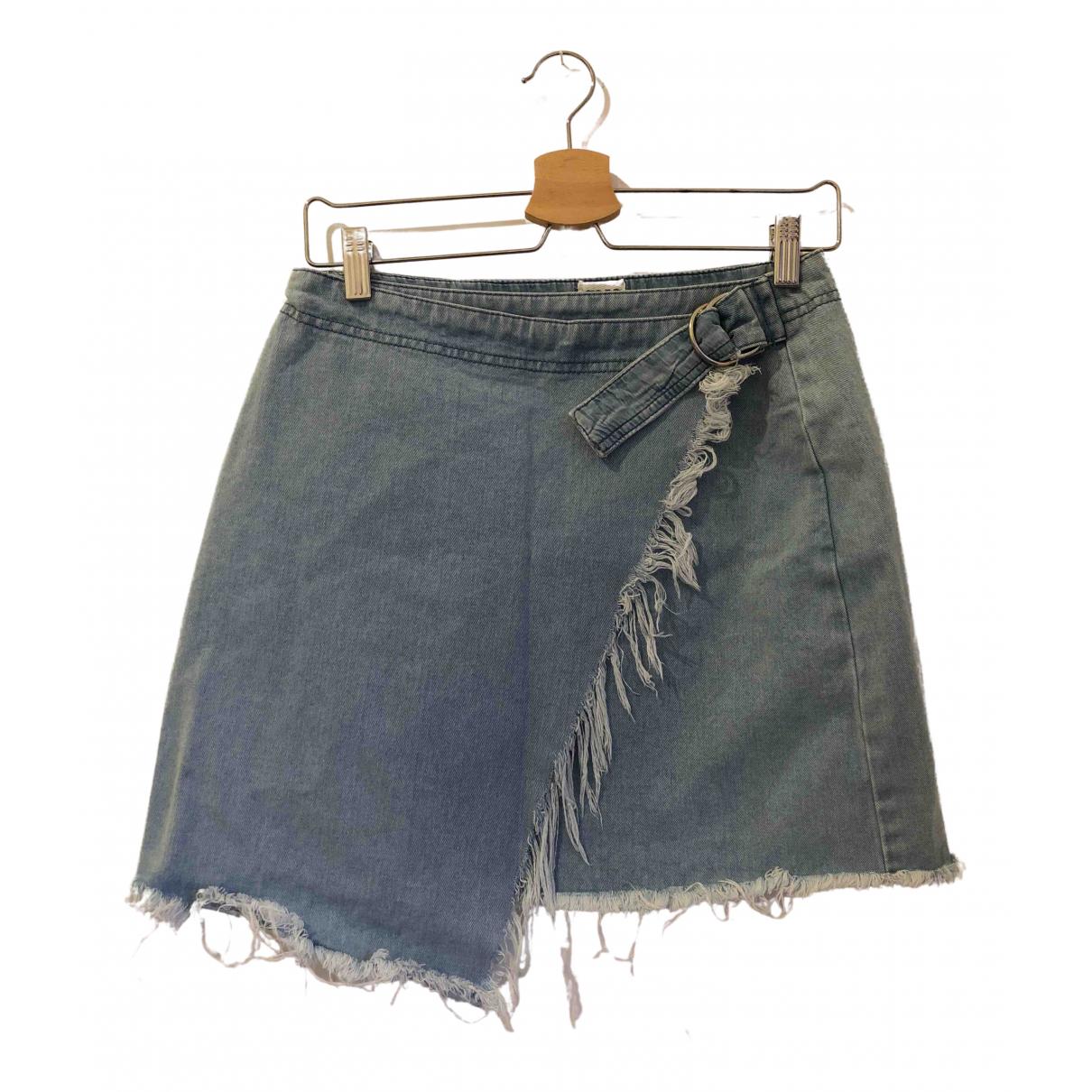 Asos \N Blue Denim - Jeans skirt for Women 44 IT
