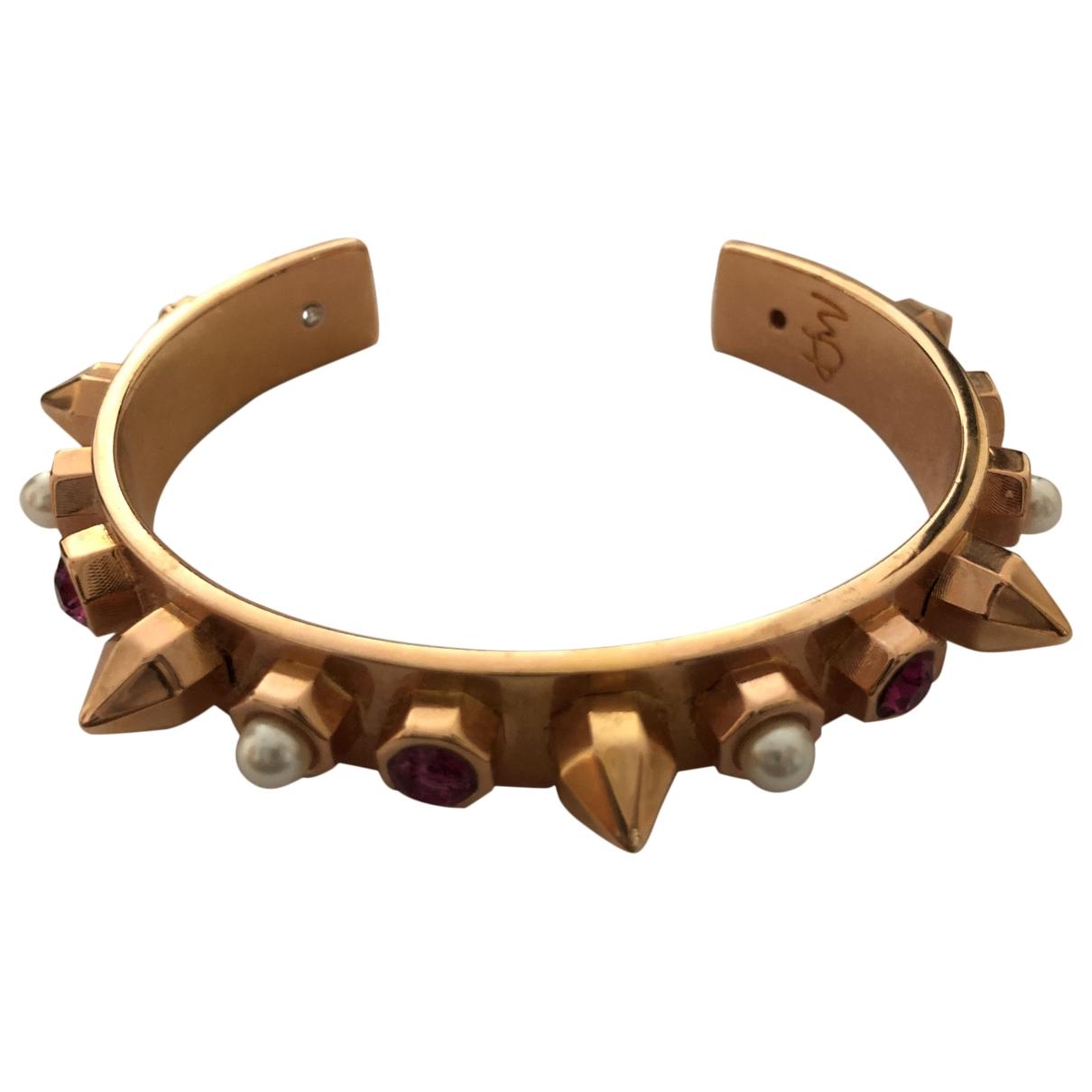 Maria Francesca Pepe \N Armband in  Gold Metall