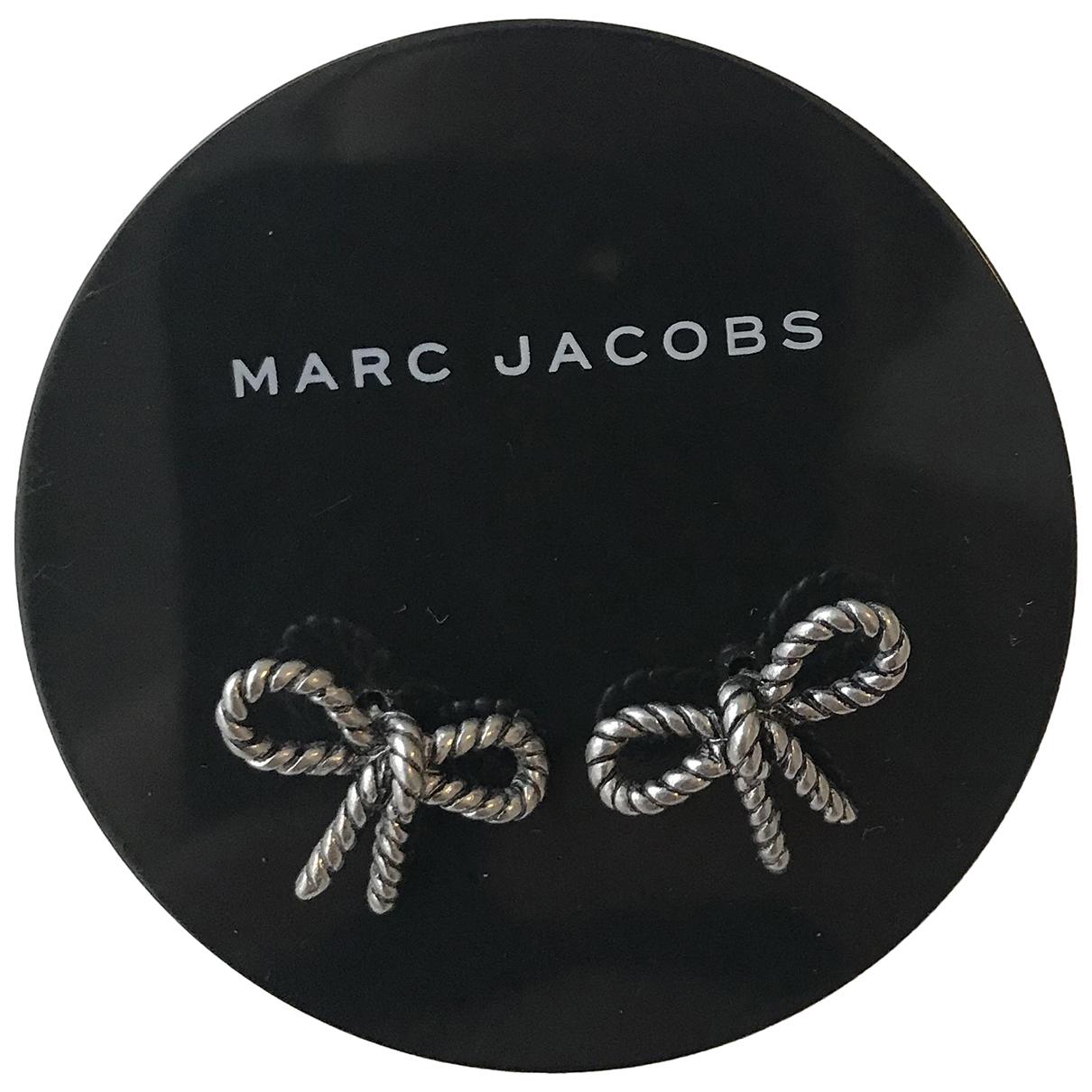 Marc Jacobs - Boucles doreilles   pour femme en metal - argente