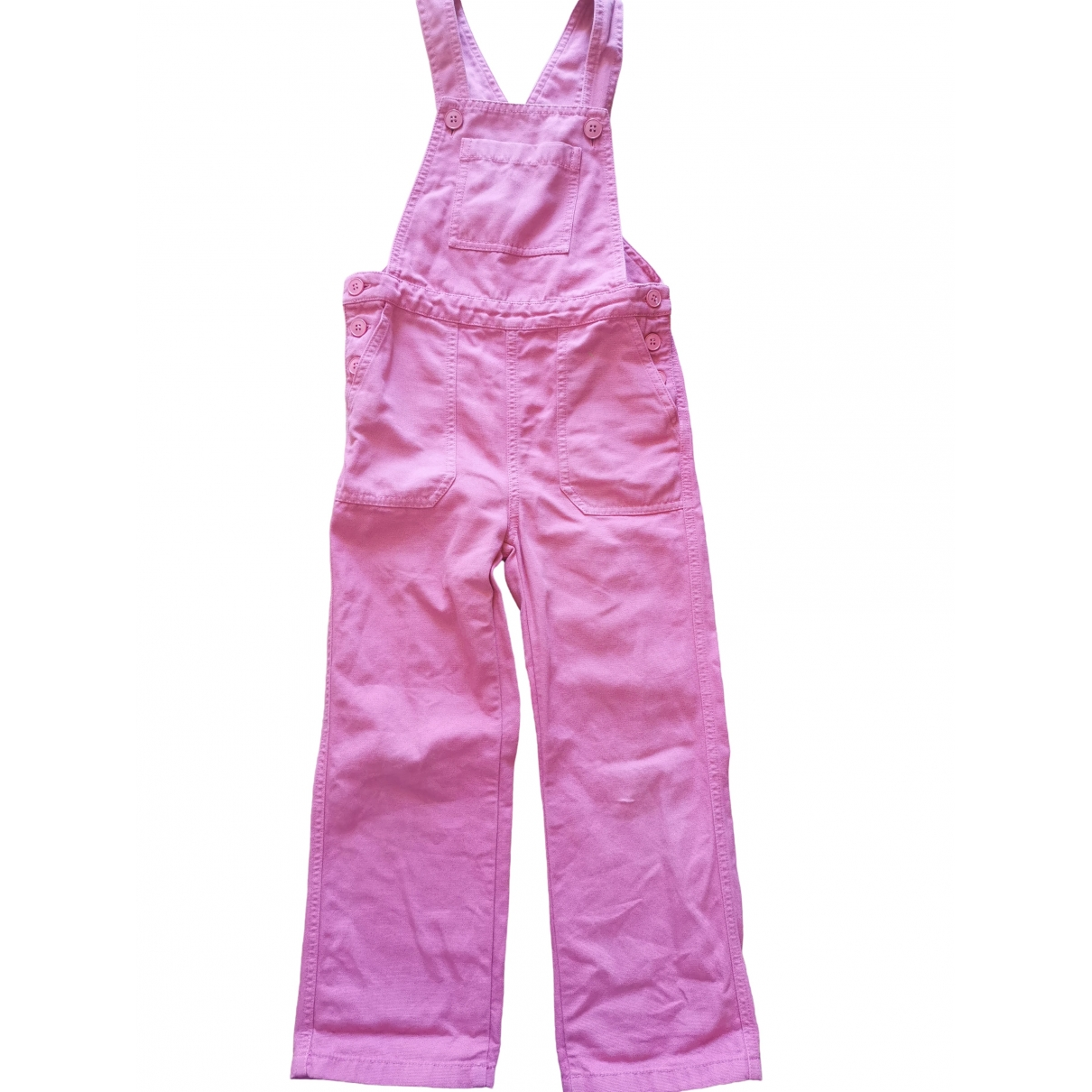Agnès B. \N Pink Cotton Trousers for Kids 4 years - up to 102cm FR