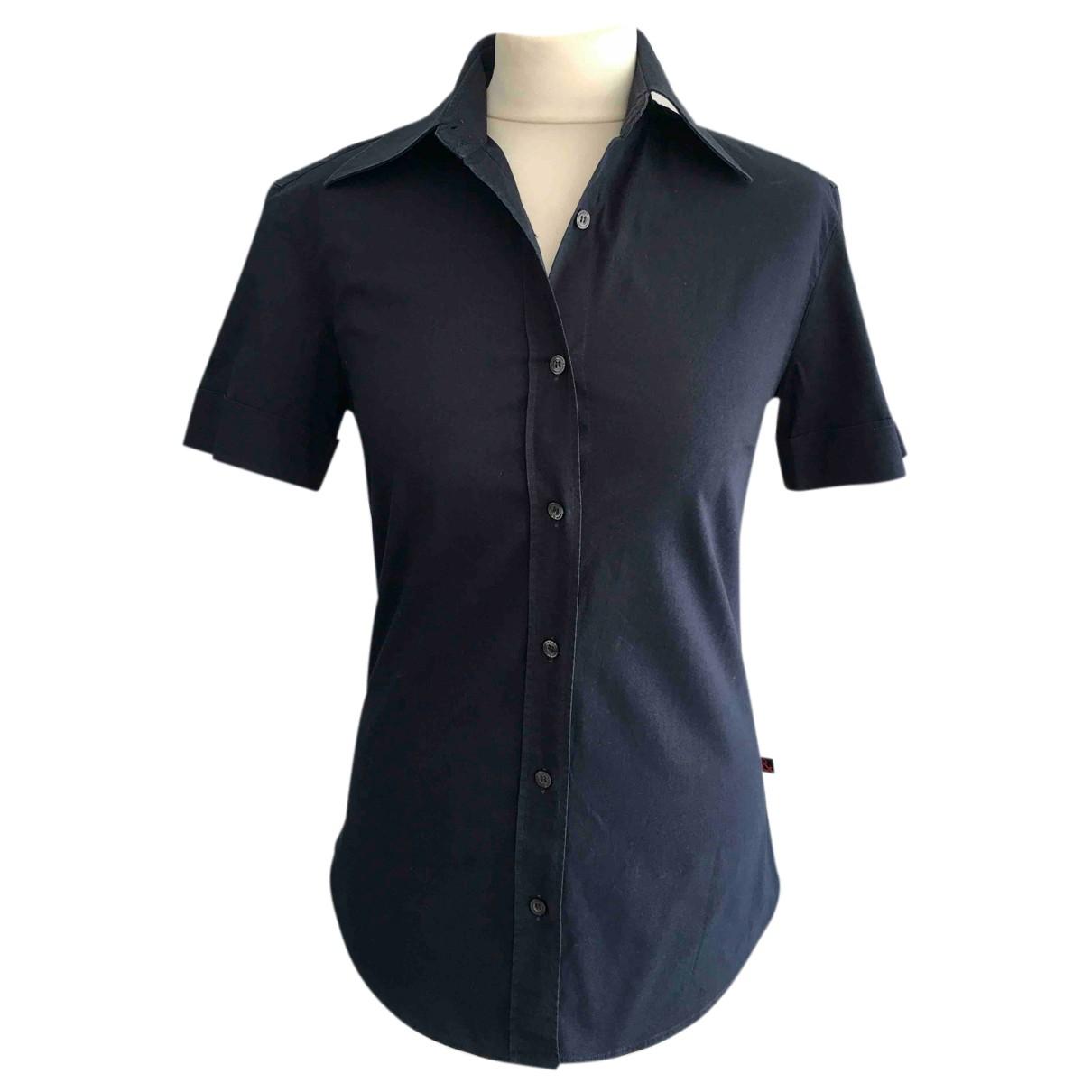 Dolce & Gabbana N Blue Cotton  top for Women 42 IT