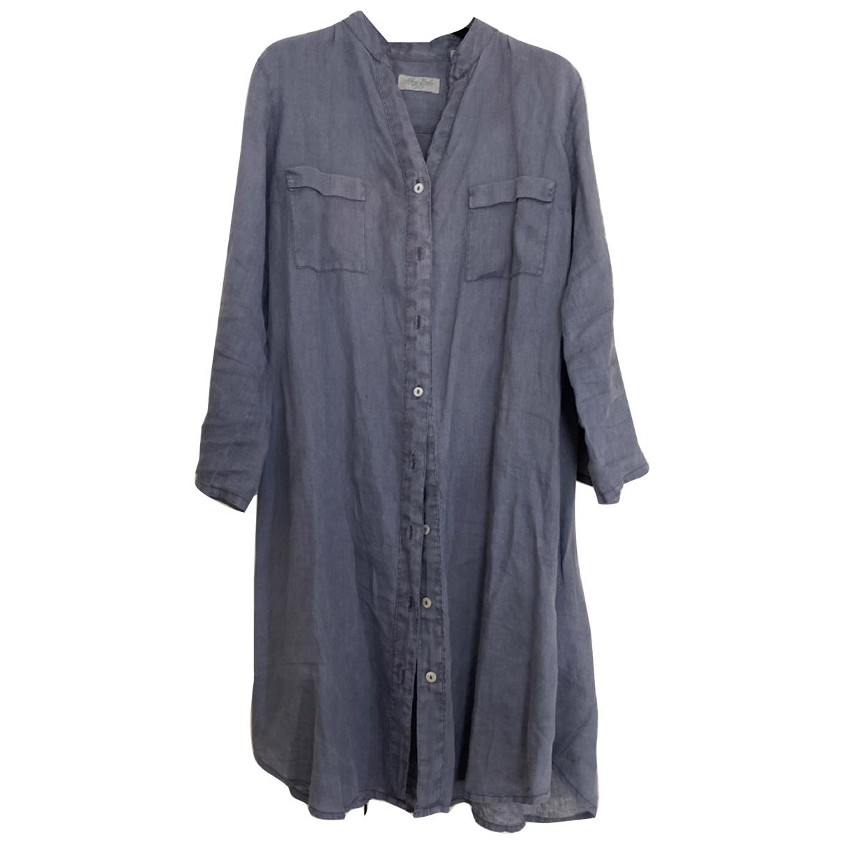 Vestido midi de Lino Non Signe / Unsigned